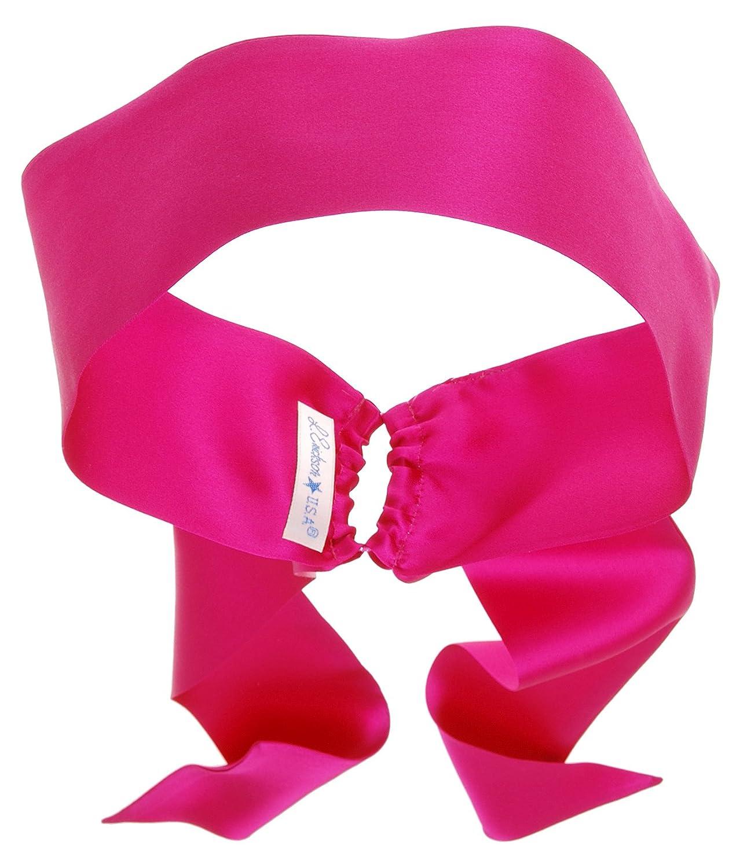 Erickson USA Elastic Loop Headband L Silk Charmeuse Radiance