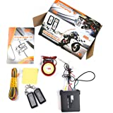 Roots Security System for 2 Wheeler