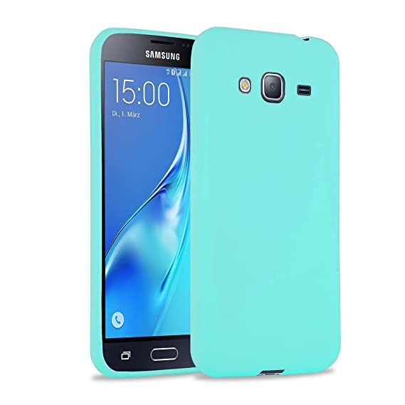 innovative design e2bf8 282b5 Amazon.com: Galaxy J3 (2016) Case, JAMMYLIZARD Ultra Slim Silicone ...