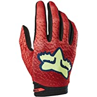 Fox Ranger Reno Ltd Ed MTB Bike Gloves Bright Red/Black