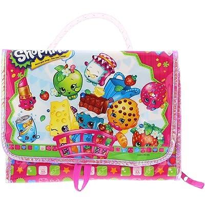 Shopkins Toy Carry Case Figure Storage Organization: Toys & Games