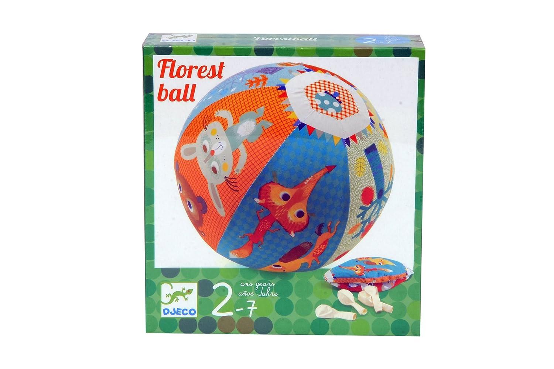 Djeco Acción Y Reflejos Juegos de Habilidad Forest Ball ...