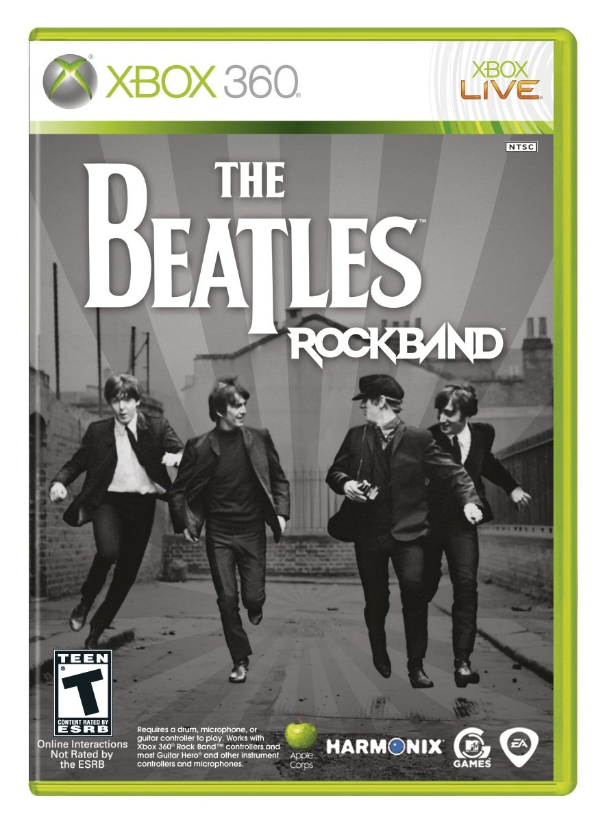 Amazon.com: The Beatles: Rock Band: Video Games