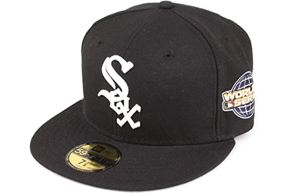 New Era Chicago White Sox 2005 World Series Fitted Hat Cap at Amazon ... 115dfa4f936