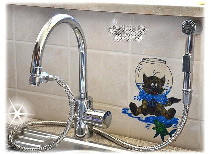Riempire La Vasca Da Bagno In Inglese : Lavabo doccetta con tubo per lavello doccia doccia capelli