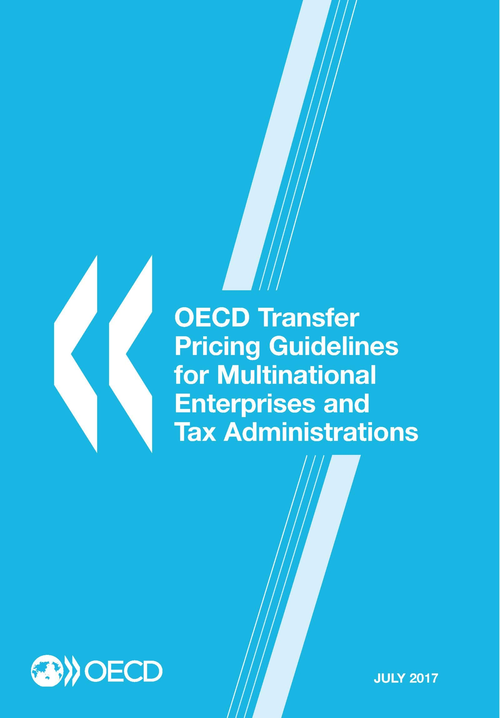 Oecd Transfer Pricing Guidelines For Multinational Enterprises And Tax Administrations 2017  Edition 2017
