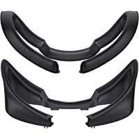 KIWI design VR Facial Interface Bracket and 2 PCS PU Leather Foam Face Cover Pad Replacement Accessories for Oculus Rift…
