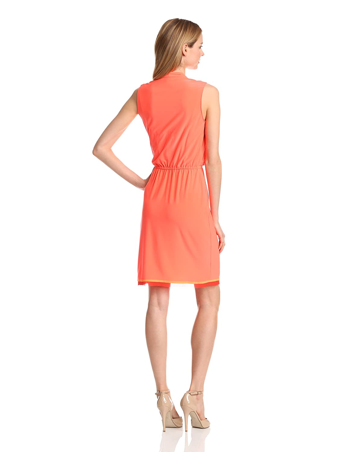T Tahari Womens Holley Dress