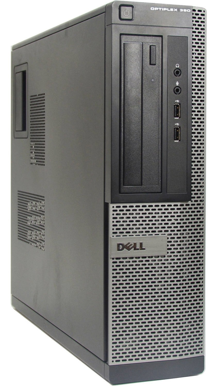 amazoncom dell optiplex 390 desktop business computer pc sff small form factor intel quad core i52400 cpu 31ghz 8gb ddr3 ram 2tb hdd dvd
