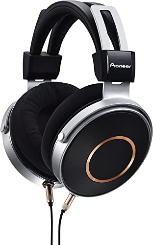 Pioneer Hi-Res Fully Enclosed Dynamic Audiophile Grade Headphones SE-Monitor5