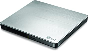 LG GP60NS50 USB 2.0 External Slim Portable DVD-Writer