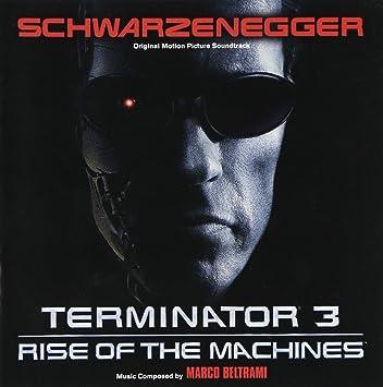 marco beltrami terminator 3 rise of the machines amazon com music