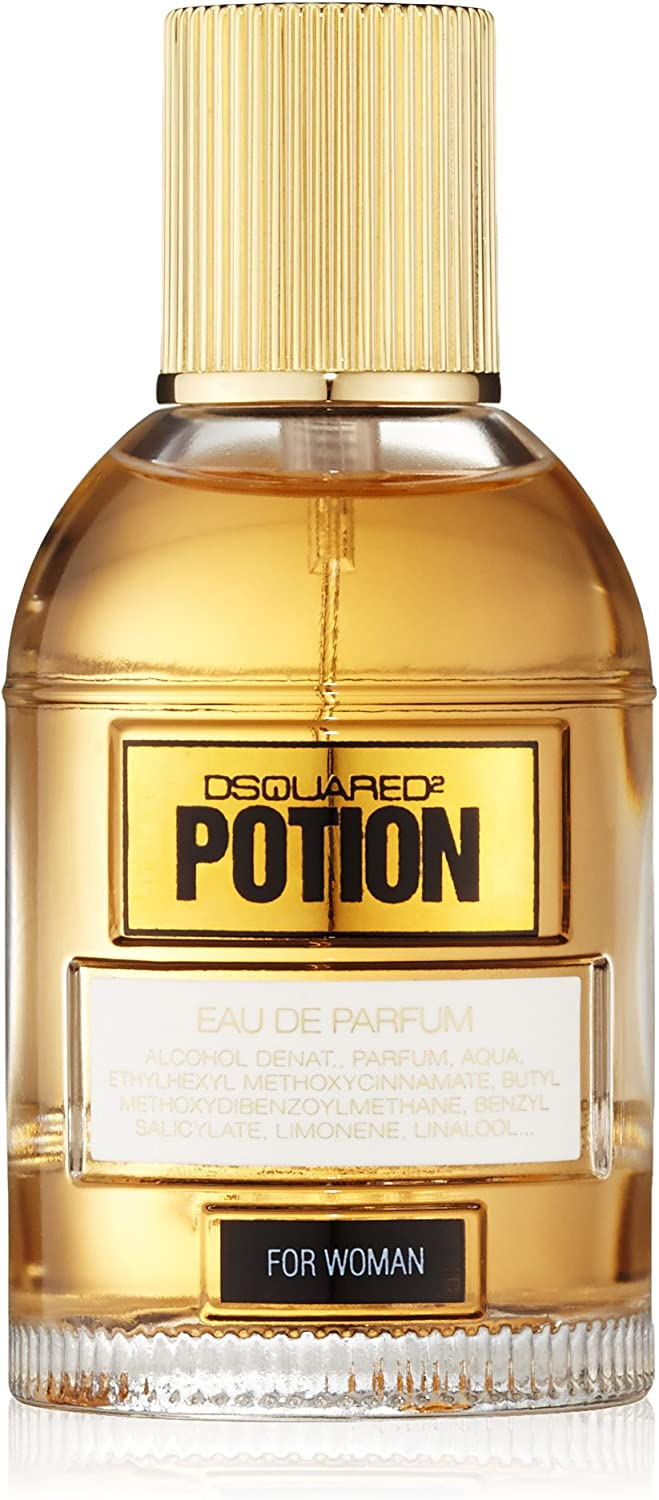 Dsquared2 Potion Woman Natural Spray