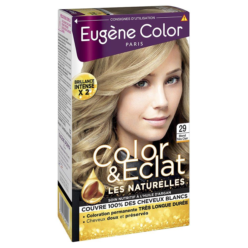 Eugène Color Les Naturelles N29 Blond Très Clair Crème