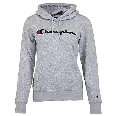 Champion Damen Hoodie Hooded Sweatshirt: : Bekleidung