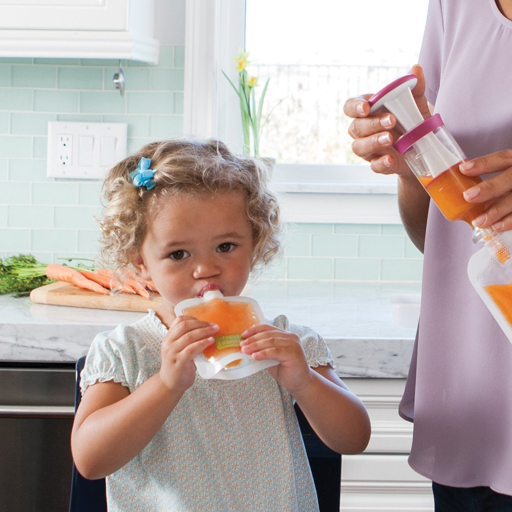 Infantino Fresh Squeezed Simple Squeeze Kit by Infantino (Image #7)