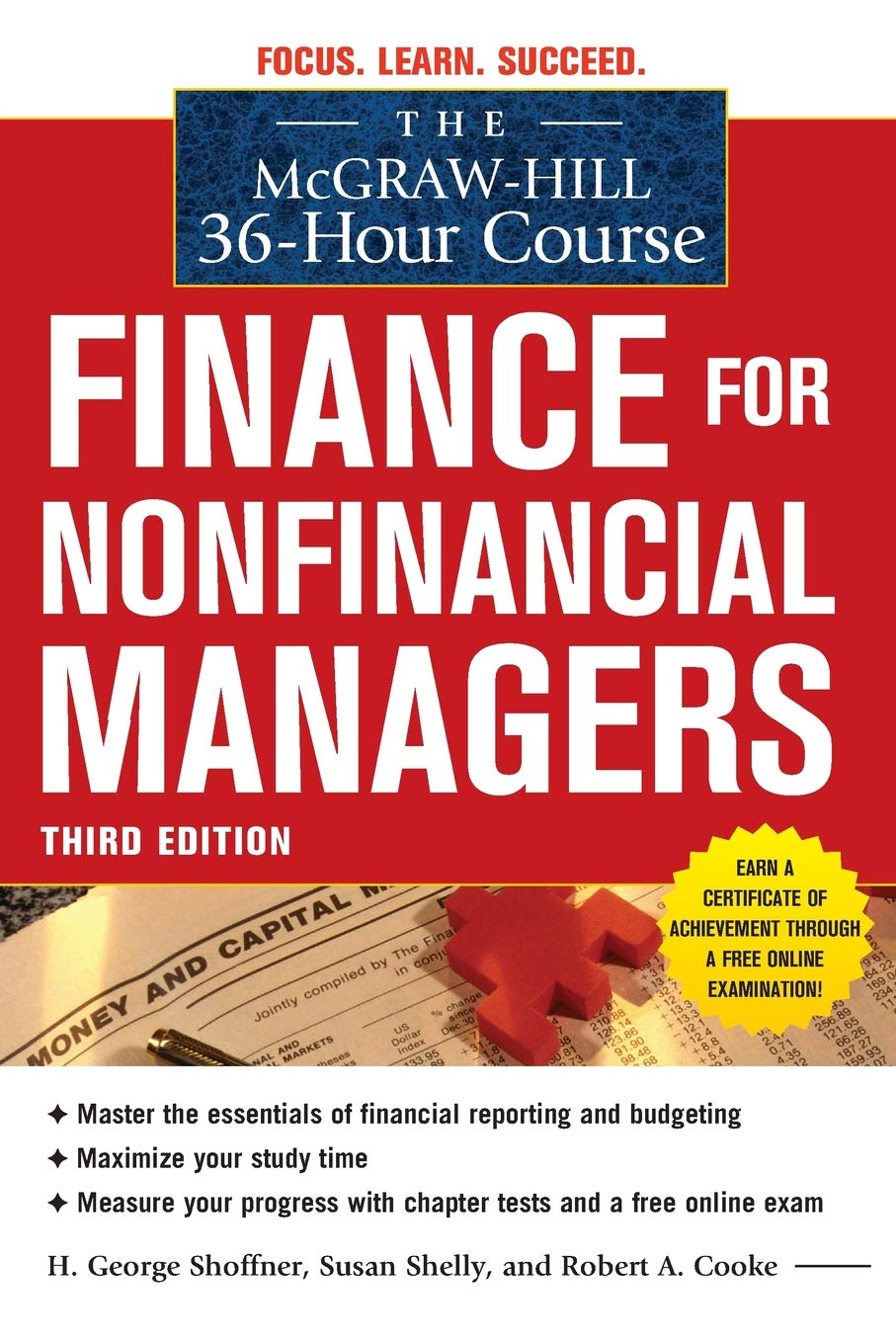 Download The McGraw-Hill 36-Hour Course: Finance for Non-Financial Managers 3/E (McGraw-Hill 36-Hour Courses) ebook