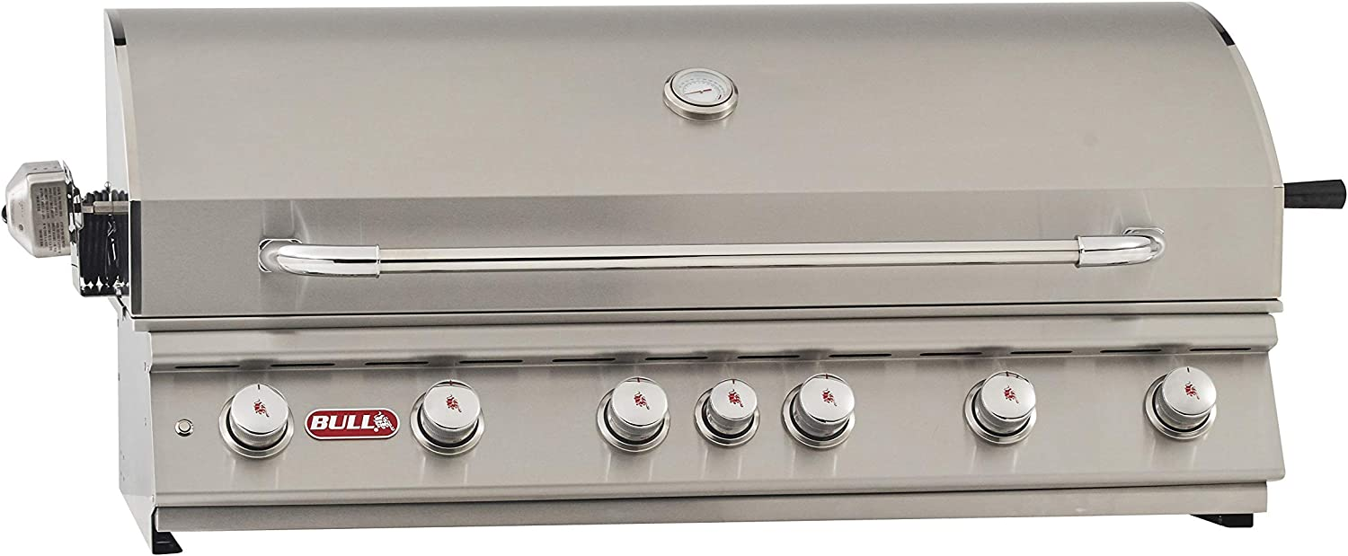 Bull Outdoor Products 62648 Diablo 6 Burner Grill Head review