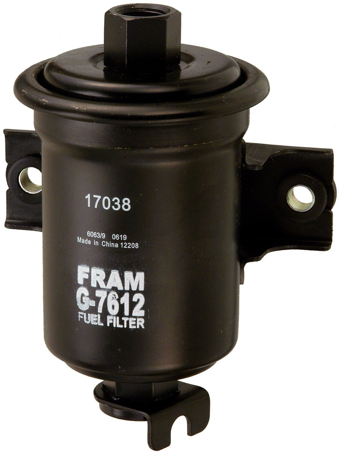 Durable Modeling Fram G7612 In Line Fuel Filter Performance