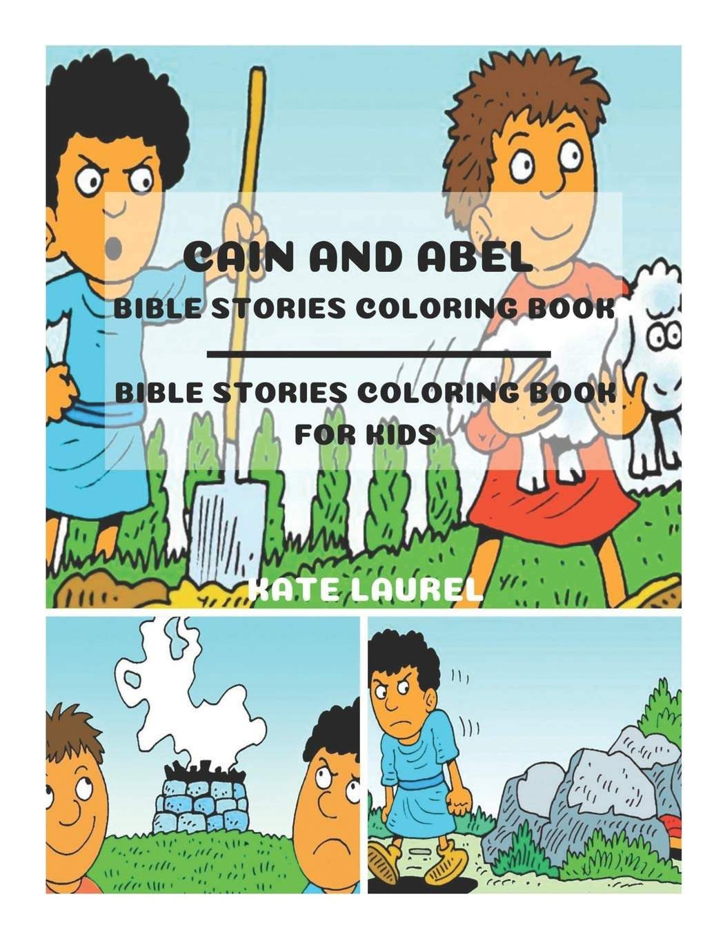 Cain and Abel Lesson | Free Children's Videos & Activities | 1360x1051