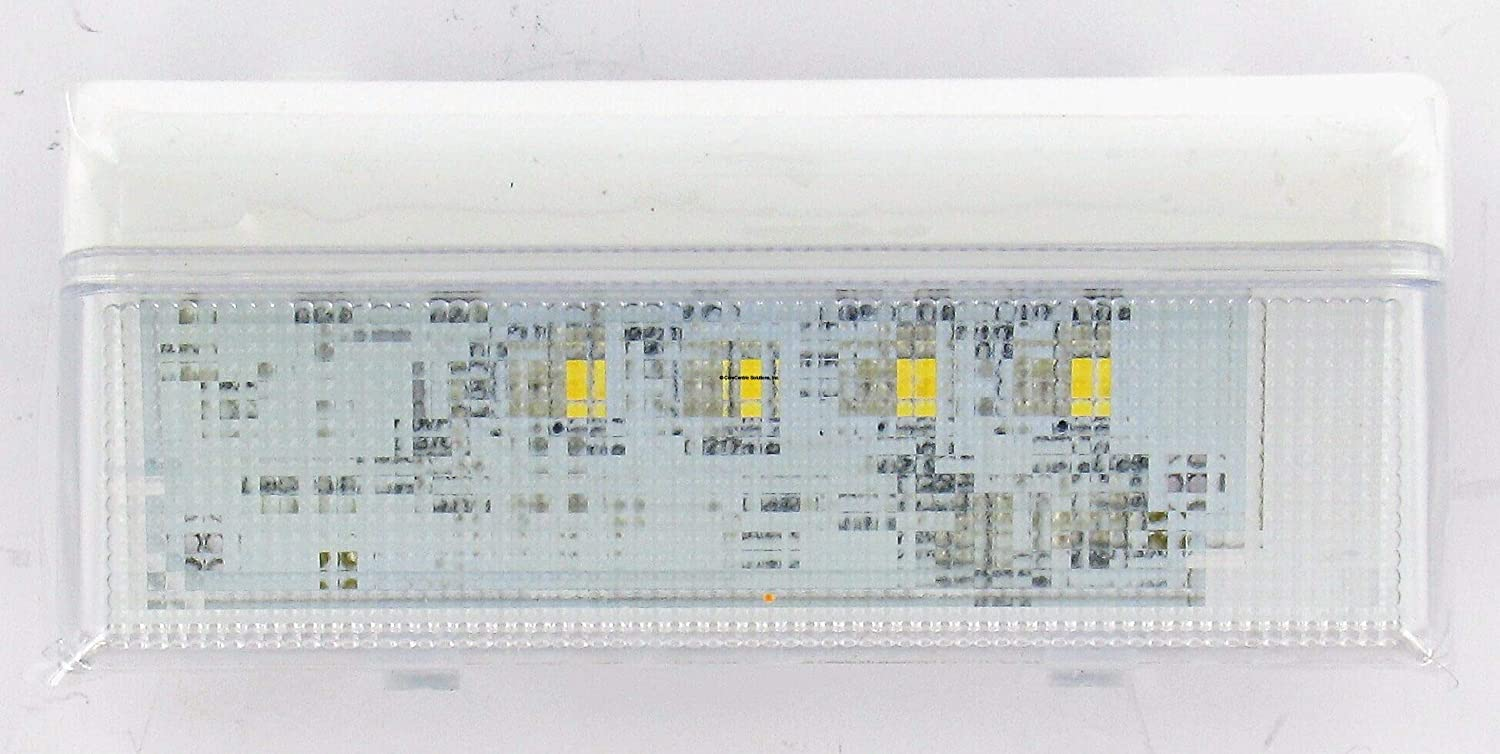 WPW10515057 Renewed CoreCentric Replacement Refrigerator LED Light and Cover Assembly for Whirlpool W10515057