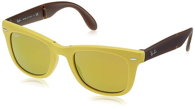 6f12d9979eab8 Ray-Ban RB4105 Folding Wayfarer - Gafas de sol unisex