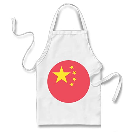 IamEngland Flag for China Emoji Apron: Amazon co uk: Kitchen