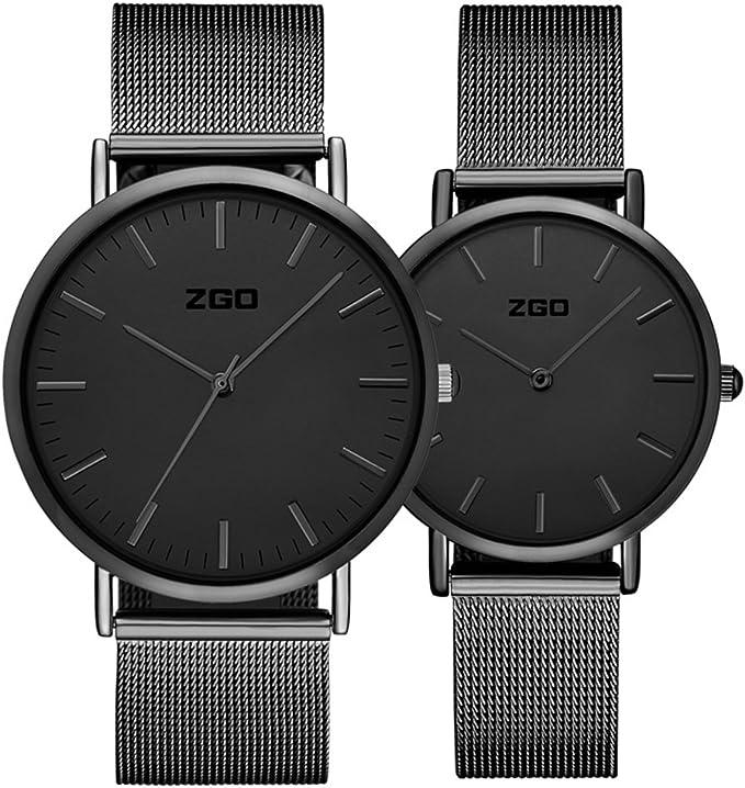 ejemplo de relojes para parejas
