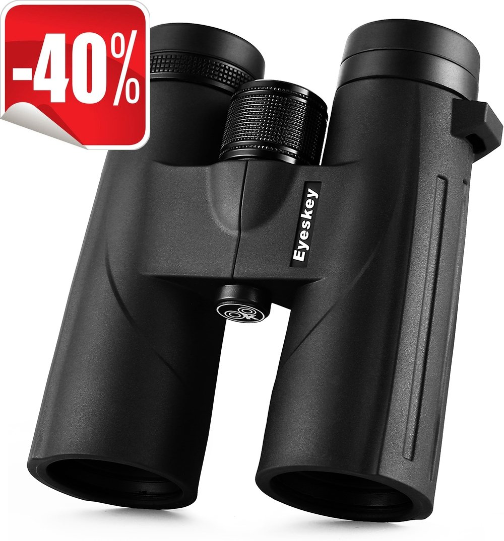 10 x 42 HD双眼鏡for Adults Bird Watchingハンティングハイキング旅行、品質Optics forより、より明るいBirding体験、コンパクト、軽量、フォーカス、閉じ防水フォグProof 11 B073LN4D69
