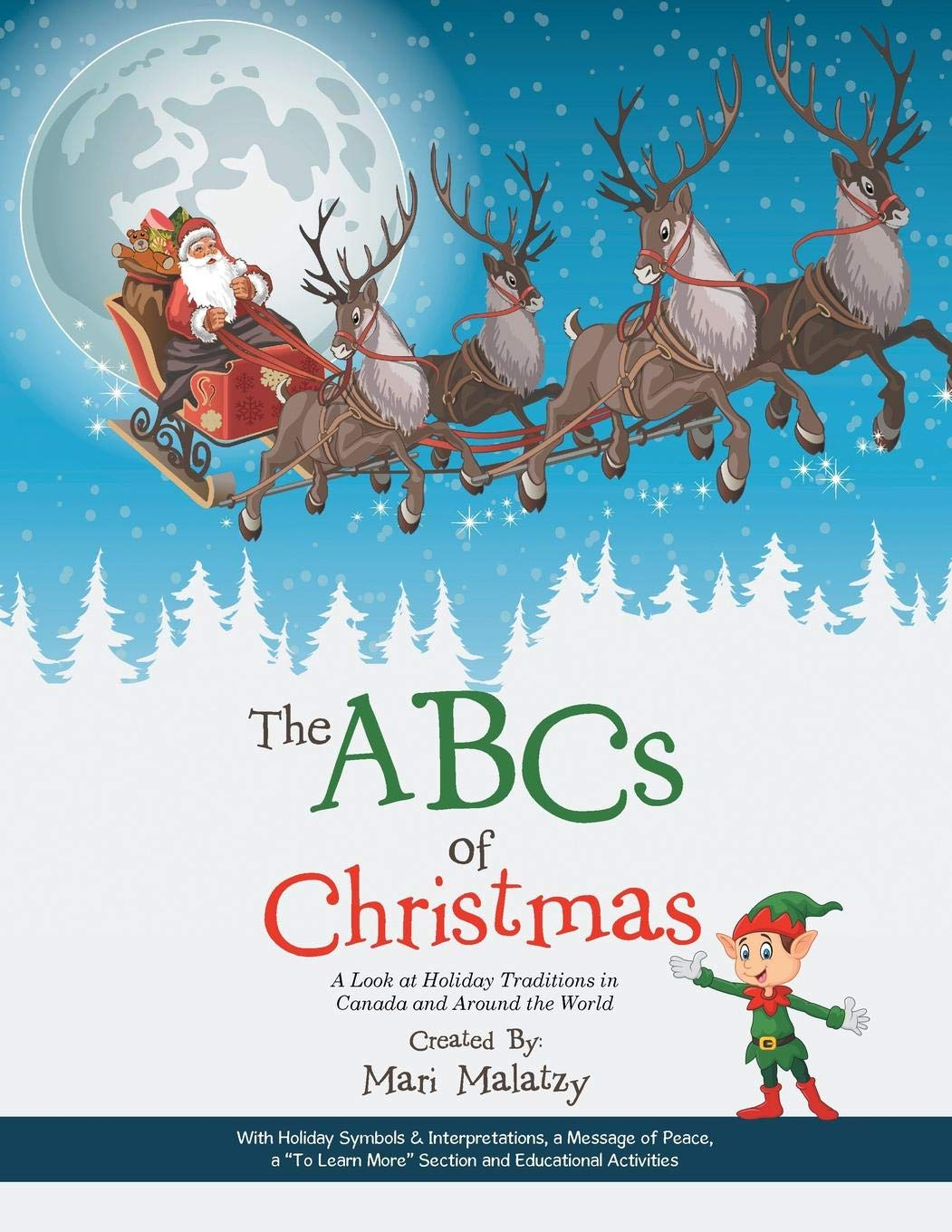 The Abcs of Christmas: A Look at Holiday Traditions in Canada and Around the World PDF