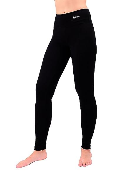 NIRLON Women s Yoga Pants High Waisted Tummy Control Workout Leggings (S 6c836005f2