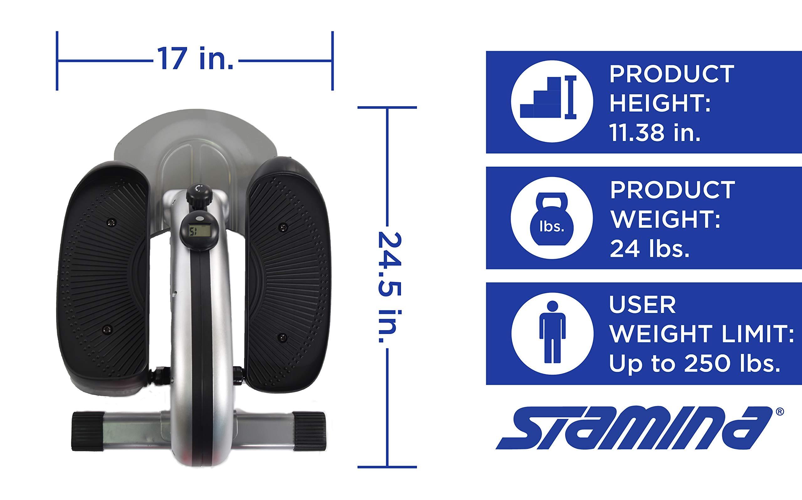 Stamina InMotion E1000 Compact Strider by Stamina (Image #6)