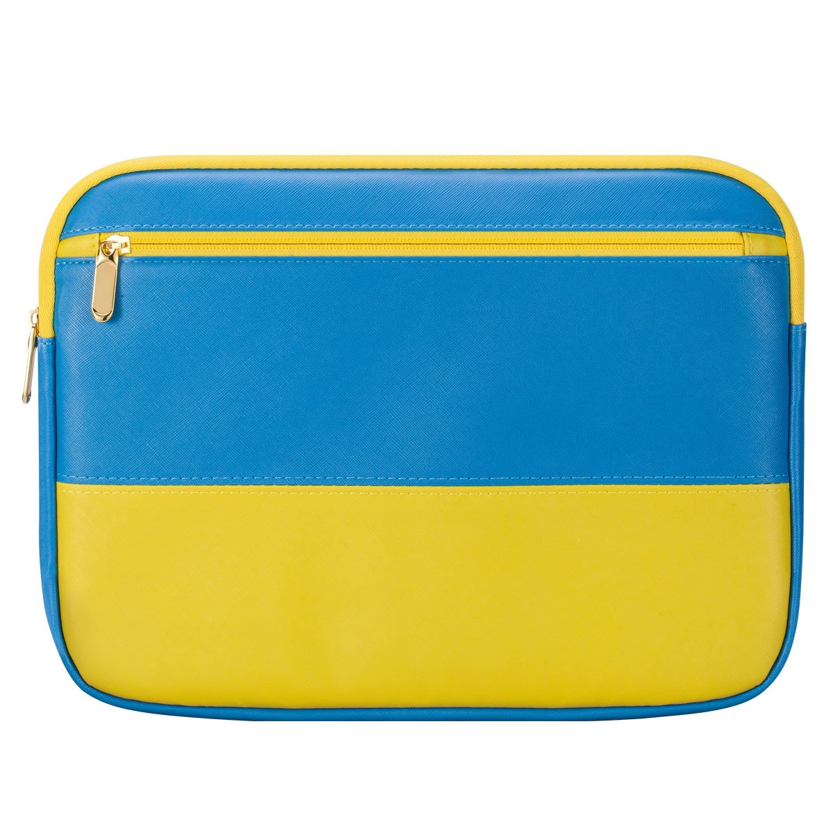 Laptop Bag Abstract Painting Yellow 15-15.4 Inch Laptop Case College Students Business People Office Workers Briefcase Messenger Shoulder Bag for Men Women