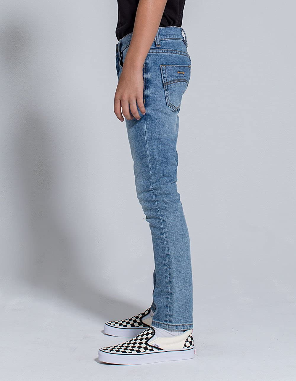 Rsq Tokyo Super Skinny Stretch Boys Jeans Pacific 10