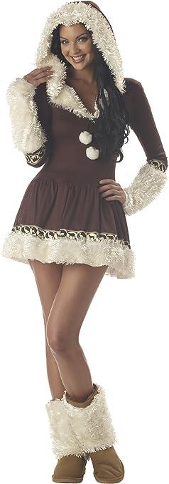 Generique - Disfraz Esquimal Sexy para Mujer XL (44/46): Amazon.es ...