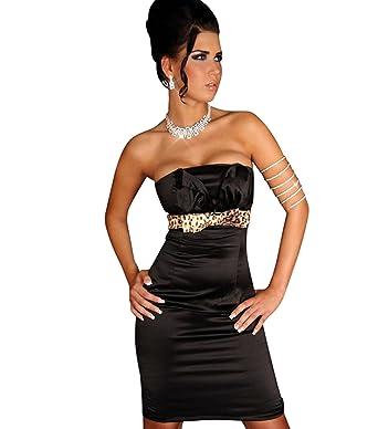 Accesorios para vestido negro strapless
