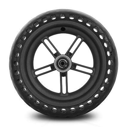 Neumático de Scooter Neumático Scooter Eléctrico para Xiaomi M365, Kit de Neumáticos y Bujes, Accesorios de Scooter Eléctrico Xiaomi, Absorción de ...
