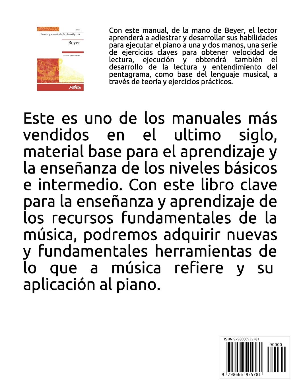 ESCUELA PREPARATORIA DE PIANO OP. 101: ESCUELA PREPARATORIA ...