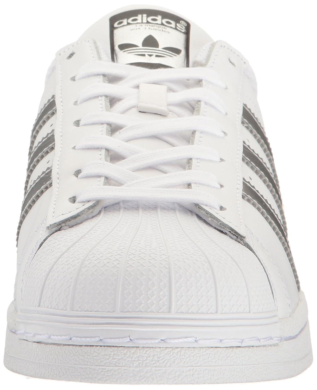 adidas B01HNEG8TC Originals Women's Superstar Fashion Sneakers B01HNEG8TC adidas 7.5 B(M) US|White/Silver Metallic/Black a595cb