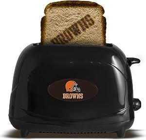 NFL Cleveland Browns Pro Toaster Elite