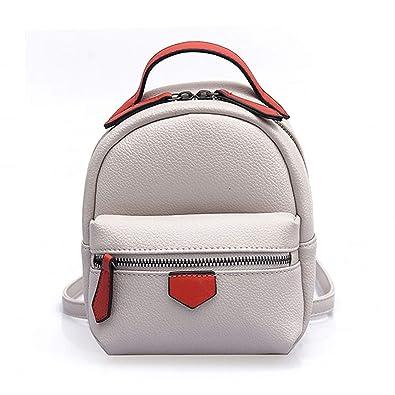 f6f771cf9057 Amazon.com: Candy Colors Mini Backpacks Women Bag Teenage Girls ...