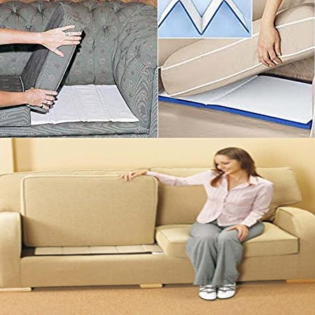 NEW DELUXE SOFA SEAT REJUVENATOR BOARDS ARMCHAIR SUPPORT 1 2 3 SEATER  SAVERS (