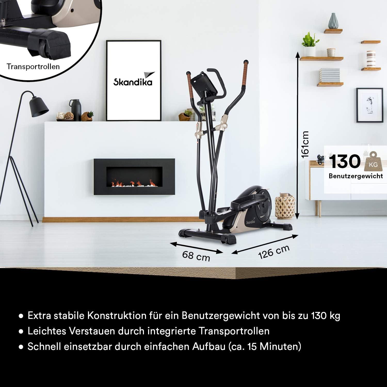 Skandika Adrett Eleganse Crosstrainer - Eigenschaften