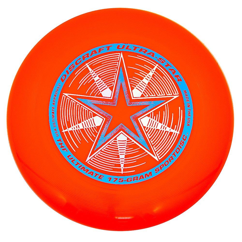 Discraft 175 gram Ultra Star Sports Disc (B0014LZVU8)