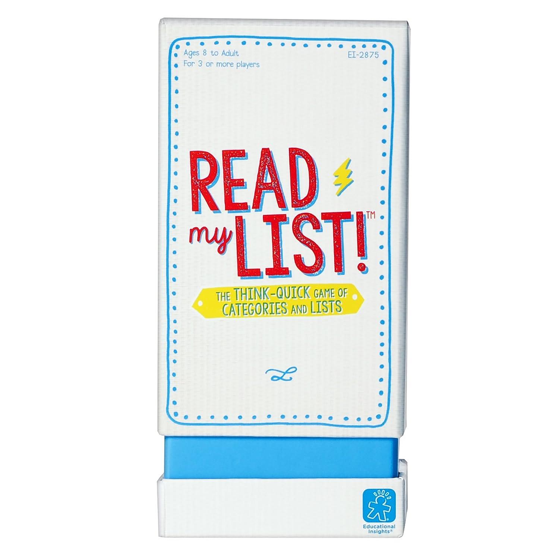my want list