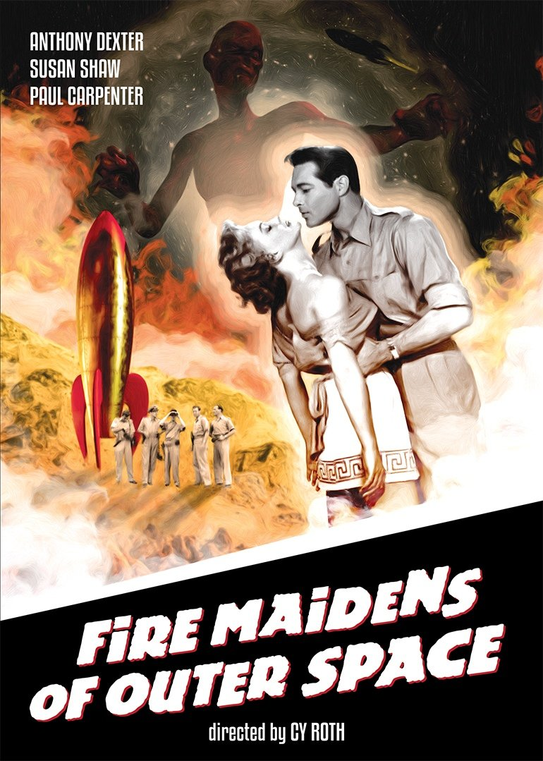 Fire Maidens of Outer Space by Olive Films