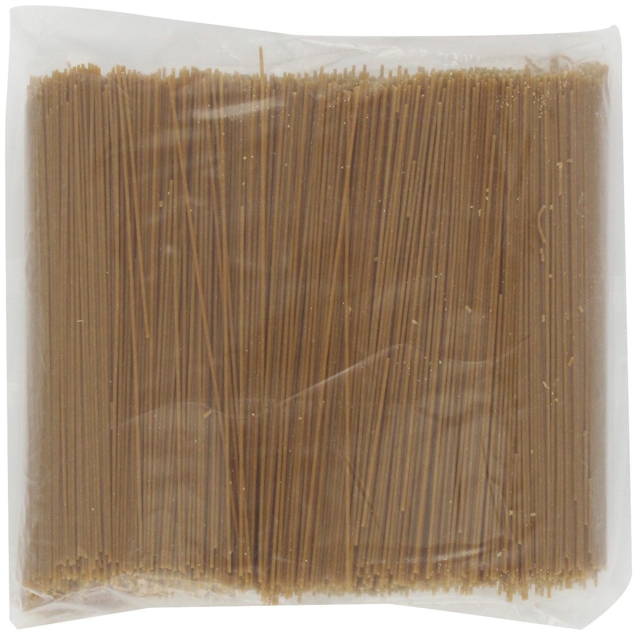 bionaturae Organic Whole Wheat Spaghetti, Bulk, 11 Pound Bags