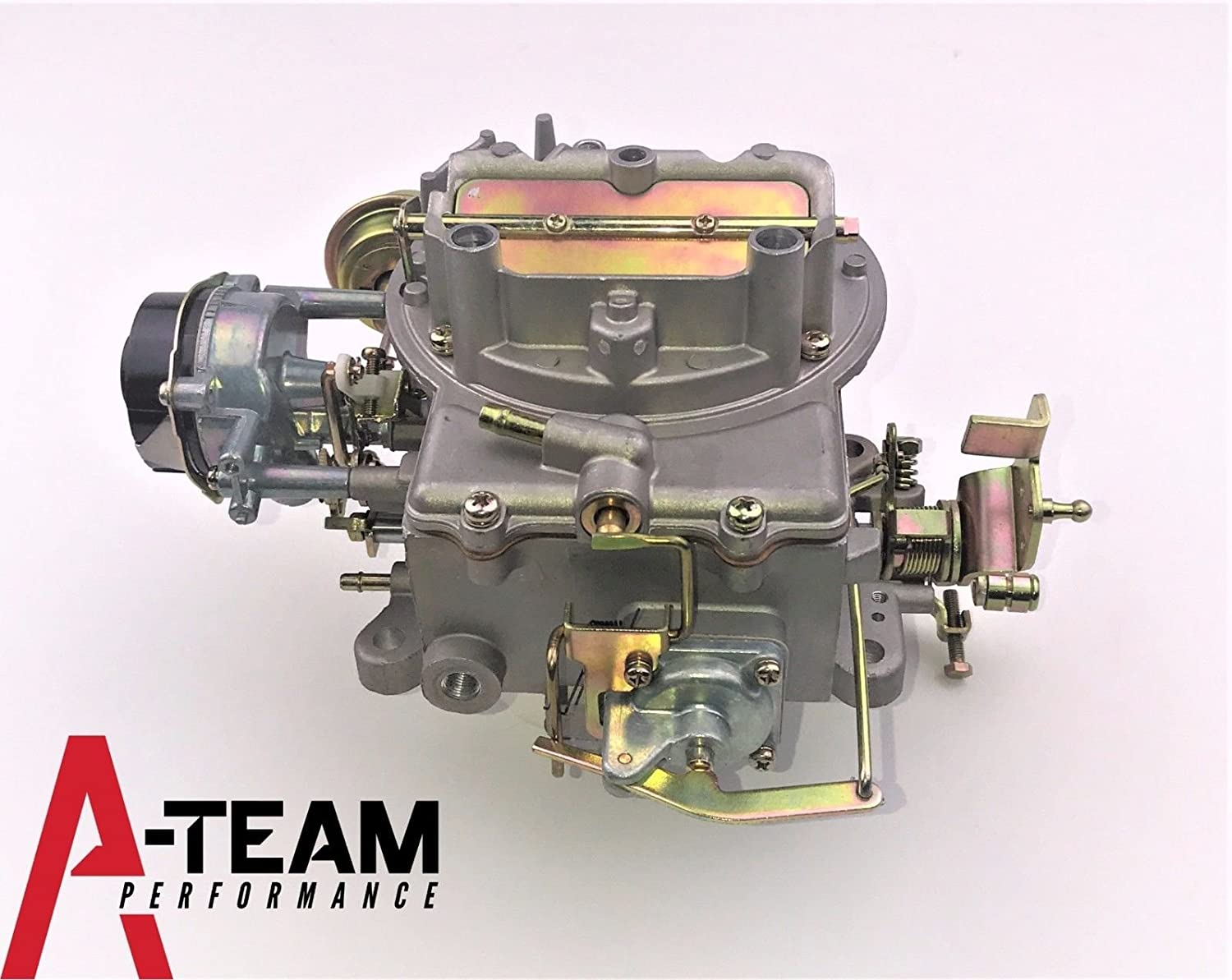 A Team Performance 154 2 Barrel Carburetor Carb 2100 Ford 289 Engine And Transmission Assembly Diagram Compatible With 302 351 Jeep 360 Ci 64 78 Automotive
