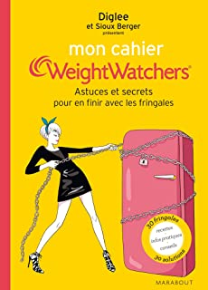 cahier weight watchers