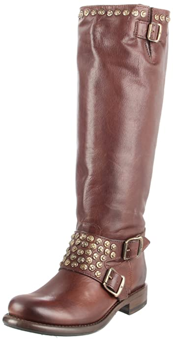 Frye Studded Knee-High Boots free shipping fashionable wnOBfguB5